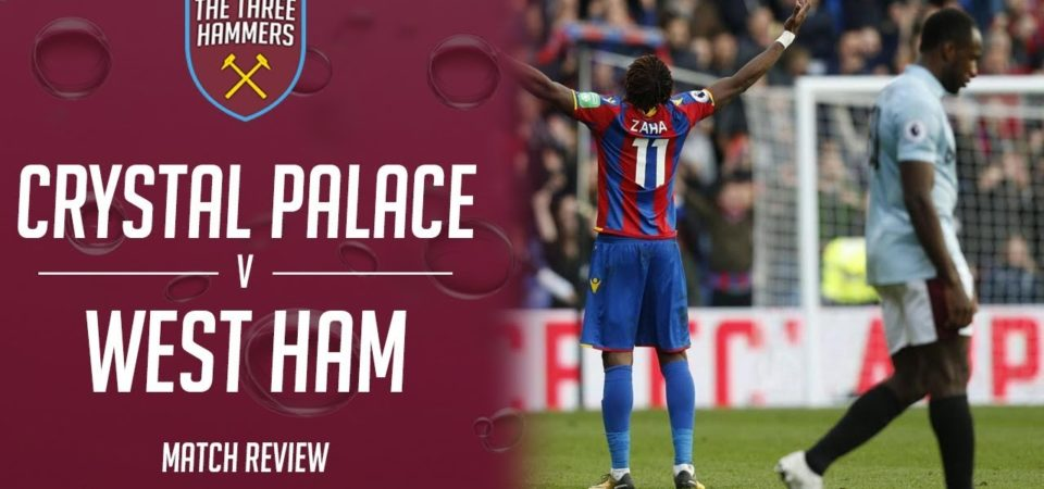 West Ham vs Crystal Palace live stream and TV Channel Details for Premier League