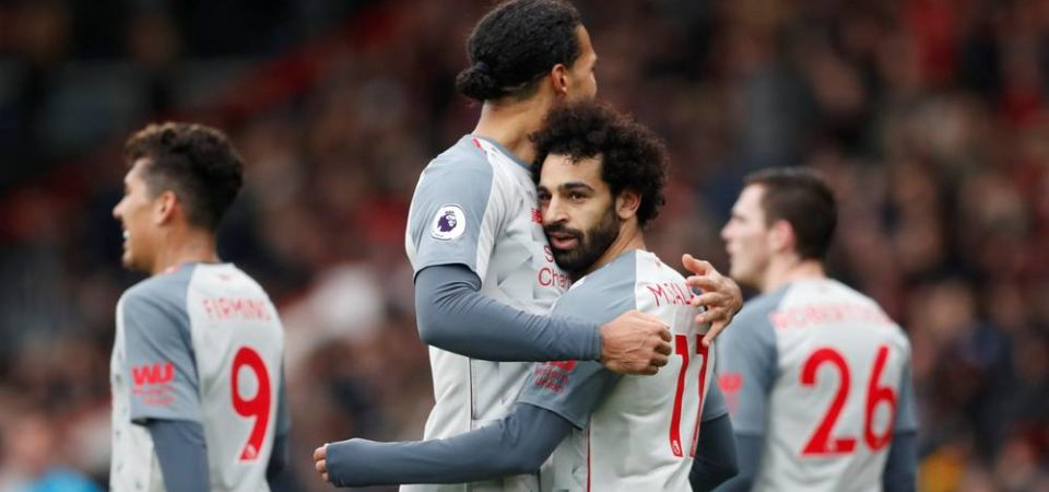 I was never worried! Liverpool boss Jurgen Klopp talks Mo Salah hattrick heroics