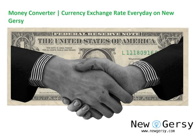 Money Converter | Currency Exchange Rate Everyday on New Gersy