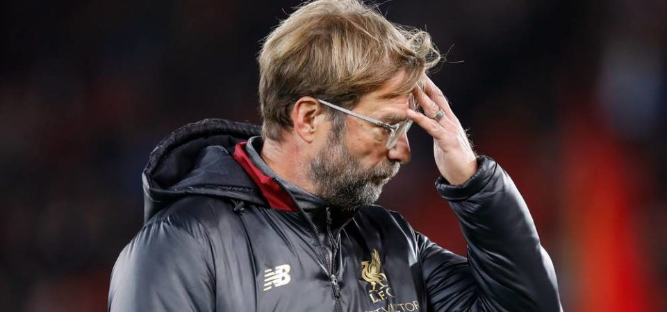 Liverpool injury, suspension list: Team news for Premier League match vs Man Utd