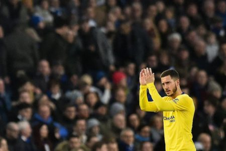 Brighton 1-2 Chelsea: Eden Hazard shines on the south coast before injury scare
