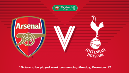 Arsenal 0-2 Tottenham preview: Live Stream Carabao Cup Spurs out for revenge in second north London derby inside three weeks