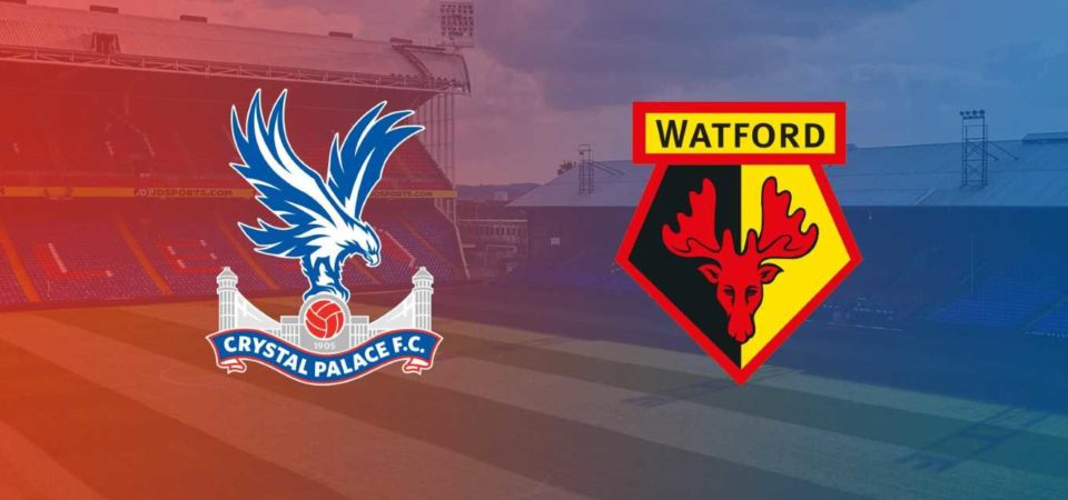 Crystal Palace vs Watford preview: Premier League 2018-19 LIVE stream, team news, betting, TV, Live Score
