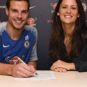 NEW AZPILICUETA CONTRACT ANNOUNCED