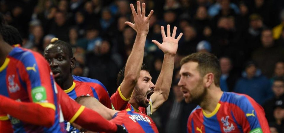 Man City 2 Crystal Palace 3: Andros Townsend wonder goal stuns champions to boost Liverpool title hopes