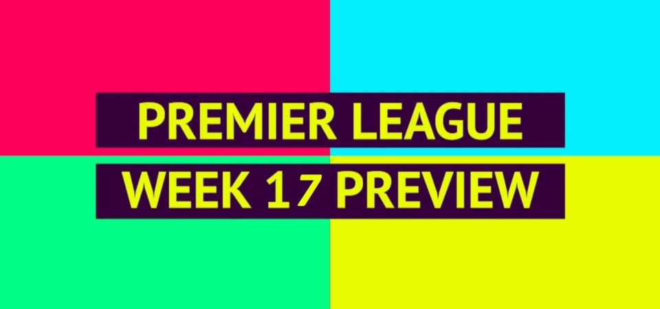 EPL table, fixtures, predictions, results for Premier League gameweek 17