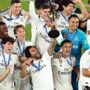 From crisis club to world champions: Real Madrid can challenge for bigger prizes under Santiago Solari