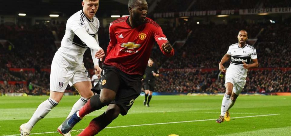 Man Utd tell Romelu Lukaku to stay away from the weights