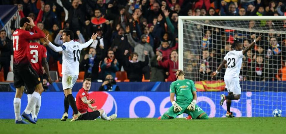 Valencia 2 Man Utd 1: Phil Jones own goal caps bad night for Jose Mourinho