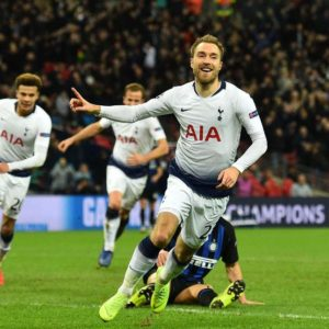 What Tottenham need to qualify from Uefa Champions League Group B