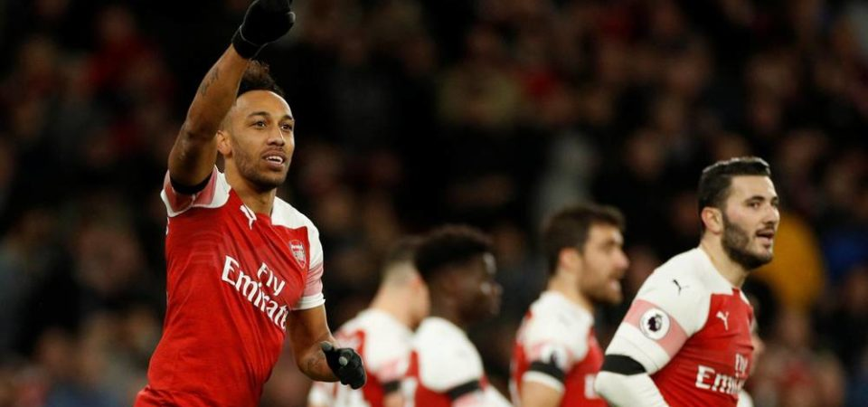 Arsenal 4 Fulham 1: Gunners on song in New Year's Day London derby win