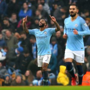 Man City 7 Rotherham 0: Raheem Sterling and Gabriel Jesus among scorers for clinical City