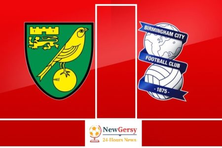 Norwich City 3-1 Birmingham City  Live Stream TV channel Team news & preview