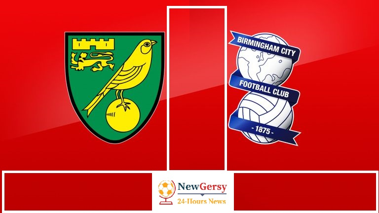 Norwich City vs Birmingham City  Live Stream TV channel Team news & preview