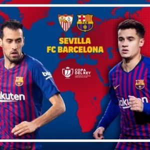 When and where to watch Sevilla vs FC Barcelona