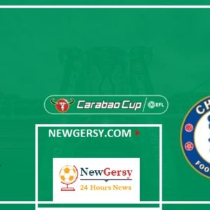 Chelsea 4-2 Tottenham Hotspur WIN At Carabao Cup – Semi-Final to face Manchester City