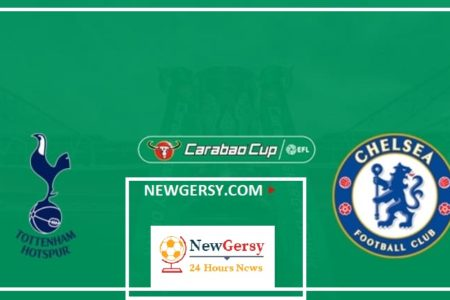 How To Watch Chelsea vs Tottenham Hotspur Live Stream, TV, Team News Match Preview Carabao Cup – Semi-Final