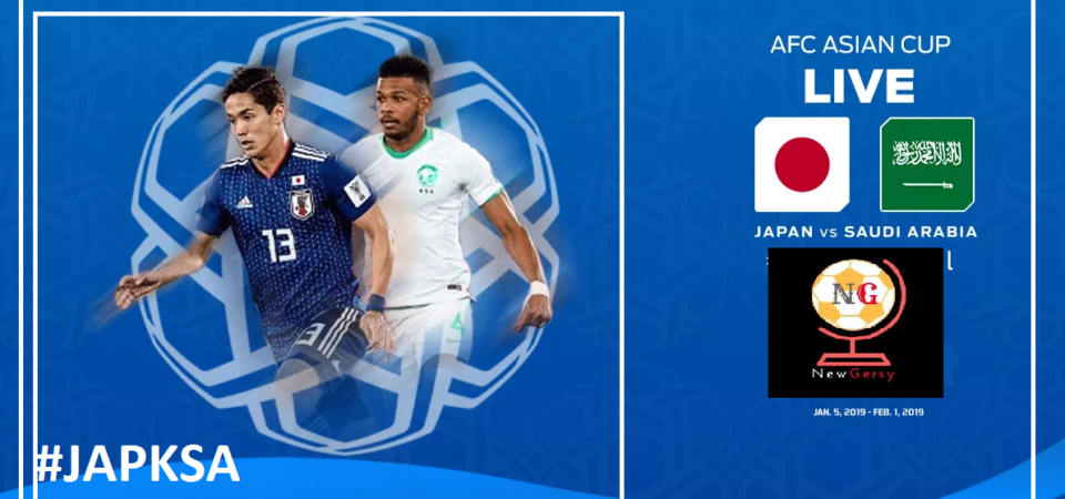 AFC Asian Cup – Japan 1 Saudi Arabia 0 – Japan go to Semi-Finals