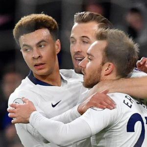 Cardiff 0 Tottenham 3: Quick-fire Spurs back up to second with confident win