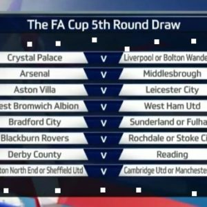 FA Cup 5th round fixtures: Chelsea vs Man Utd, Newport County vs Man City and the draw in full
