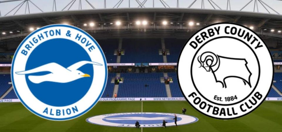 Brighton vs Derby County: Score prediction, team news, live stream, TV, h2h – FA Cup preview