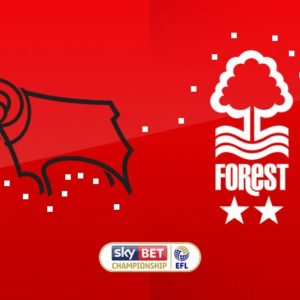 Nottingham Forest vs Derby County live stream and TV Channel Details for Sky Bet Championship live score