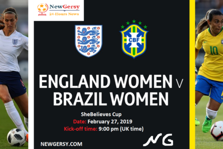 England Women vs Brazil Women Preview: Where to Watch, Live Stream, Kick Off Time & Team News for SheBelieves Cup