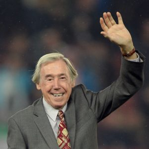 Gordon Banks death: World Cup winning England and Stoke City goalkeeper dies aged 81