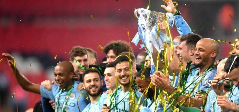 Man City beat Chelsea to win EFL Cup Final after Wembley penalty shootout