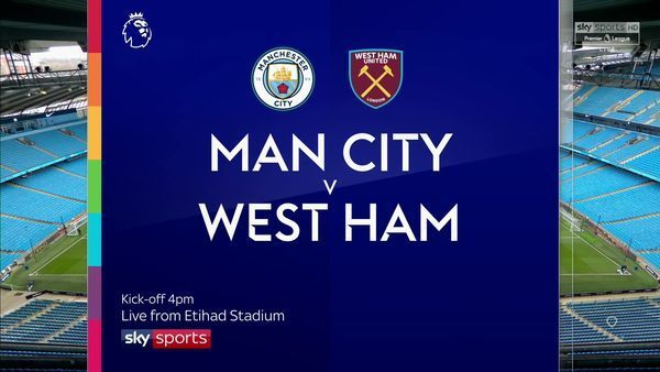 Manchester City vs West Ham: Score prediction, lineups, live stream, TV, h2h – Premier League preview