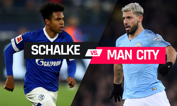 Schalke vs Manchester City line-ups: Predicted XIs for Wednesday's Champions League clash at Veltins-Arena