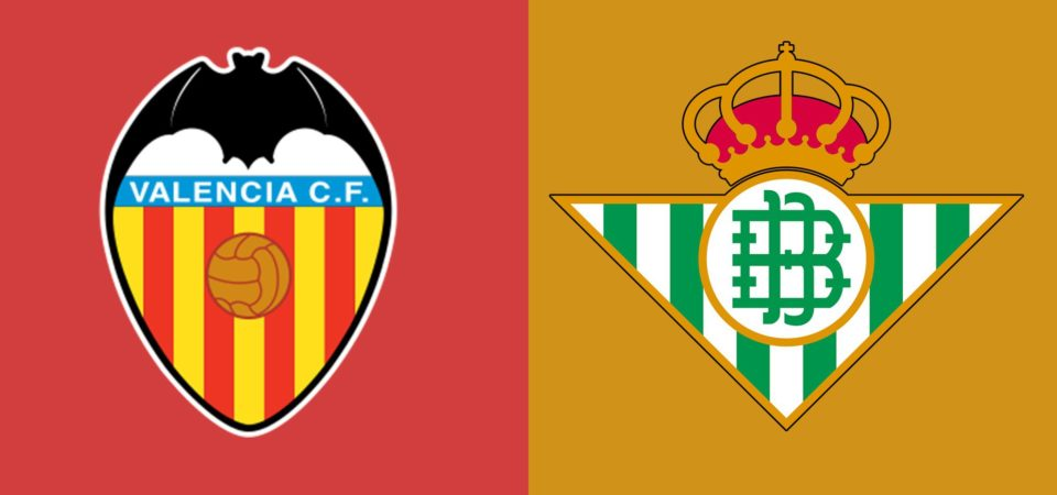 Valencia vs Real Betis: Score prediction, live stream, team news, TV, Copa del Rey preview