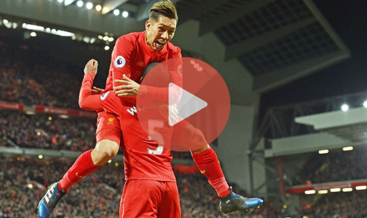 Liverpool 4-2 Burnley Full-Time Premier League preview