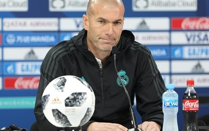 Finally Zinedine Zidane to rejoin Real Madrid as manager after Solari sacking