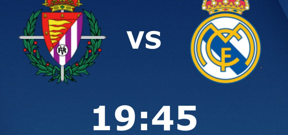 Valladolid vs Real Madrid FULL-TIME LaLiga preview-