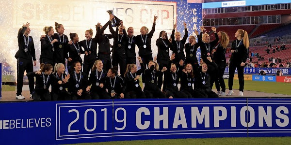England Women win SheBelieves Cup with convincing victory over Japan in Florida