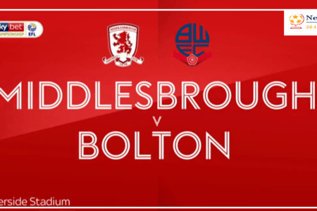 Bolton Wanderers vs Middlesbrough preview: Championship clash Between 8th and 23th In Standing Score Prediction