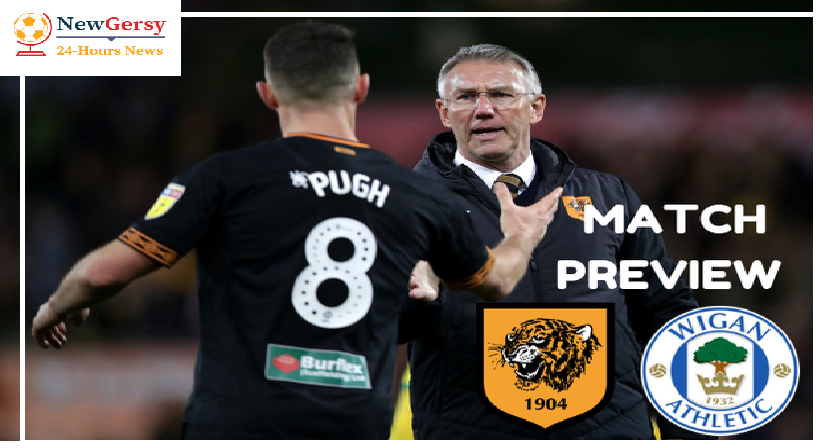 Hull City vs Wigan Athletic preview: Championship clash Between 12th and 19th In Standing Score Prediction