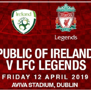 Liverpool Legends vs Republic of Ireland Legends: Where to Watch, Live Stream, Kick Off Time for Sean Cox fundraiser