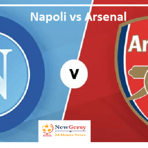 Napoli vs Arsenal preview: Europa League – Quarter Final Score Prediction Second Leg