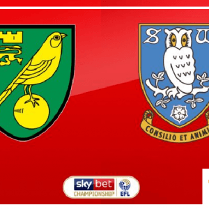 Norwich City vs Sheffield Wednesday preview: Championship clash Between 1st and 10th In Standing Score Prediction