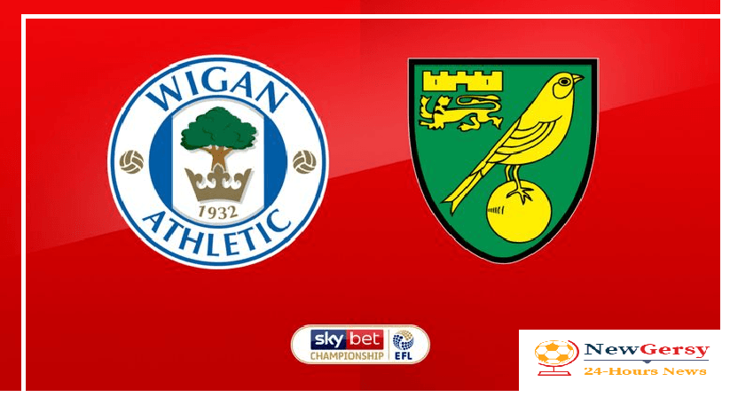 Wigan Athletic vs Norwich City preview: Championship clash Between 1ST and 21th In Standing Score Prediction