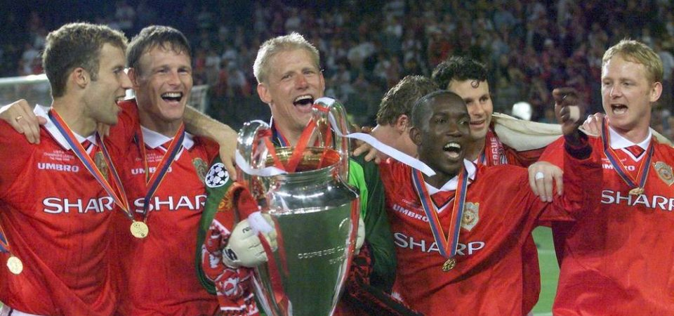 Treble Reunion LIVE stream: How to watch Man Utd v Bayern Munich Legends for free online, on YouTube and on TV
