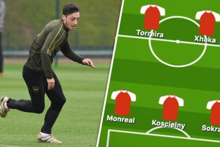 Chelsea vs Arsenal line-ups: Confirmed team news and predicted XIs for Europa League Final 2019