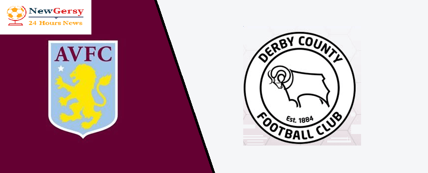ASTON VILLA 2-1 DERBY COUNTY ASTON VILLA ARE PROMOTED TO THE PREMIER LEAGUE