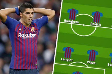 Barcelona vs Valencia line-ups: Confirmed team news and predicted XIs for Copa del Rey Final 2019