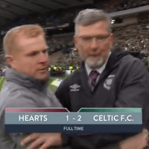 Hearts 1-2 Celtic Celtic the winners of Scottish Cup – Final 2019