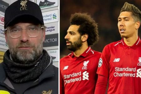 Mohamed Salah and Roberto Firmino Liverpool duo will miss Barcelona clash, confirms Jurgen Klopp