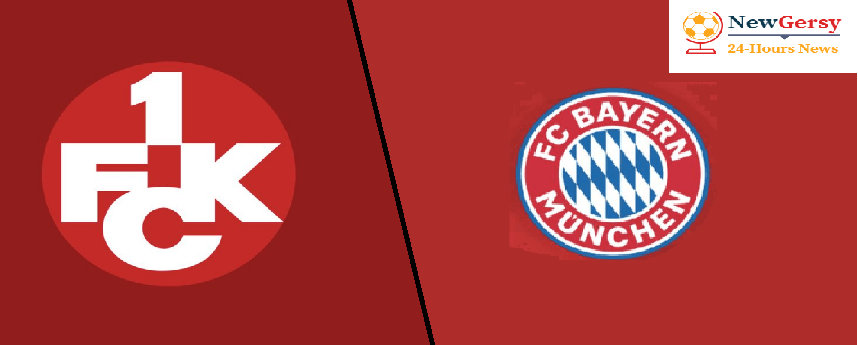 Kaiserslautern vs Bayern Munich Live Friendly Match live stream, TV channel, team news CLUB FRIENDLIES