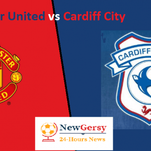 Manchester United 0-2 Cardiff City Premier League 2019 Man Utd in 6th of Standing